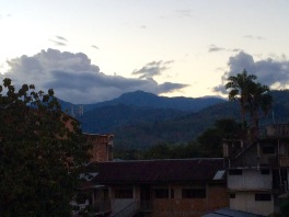 Mountains over Sucúa.